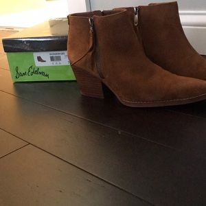 Sam Edelman Walden Suede Booties